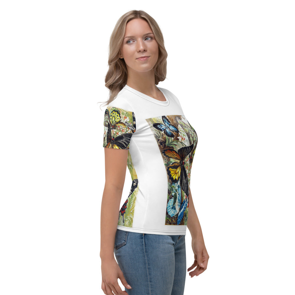 Butterlfies Women's T-shirt