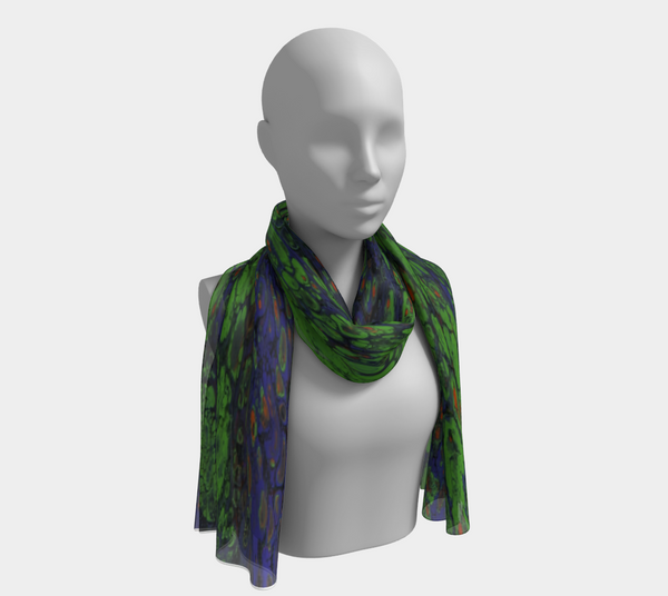 Purple Day Scarf