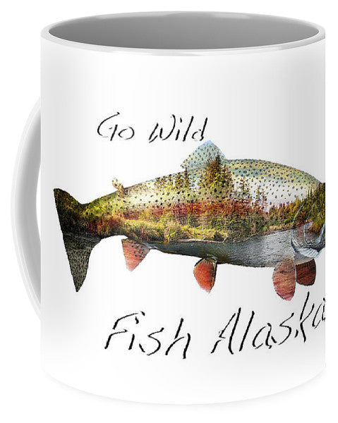 Rainbow Fish Creek - Mug