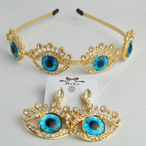 Headband & Earring