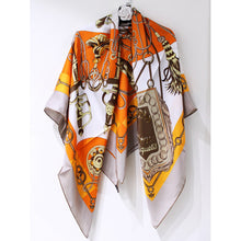 Load image into Gallery viewer, Silk Scarf