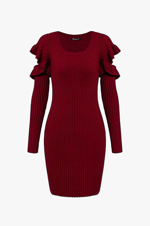 Cilia: Knit Dress