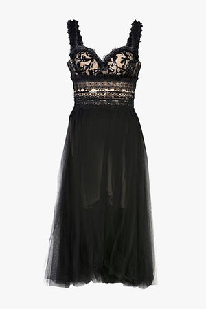 Florencia: Corset Dress