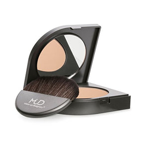 Dual Finish Pressed Mineral Powder