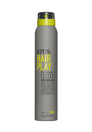 Hairplay: Playable Texture Spray