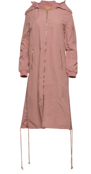Kiera: Waterproof Bomber Trench