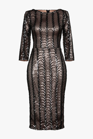 Gloria: Sequin Sheath Dress