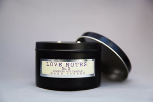 Candle: Love Notes