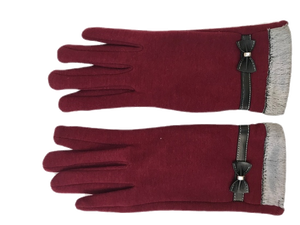 Porsha: Mix Wool Gloves