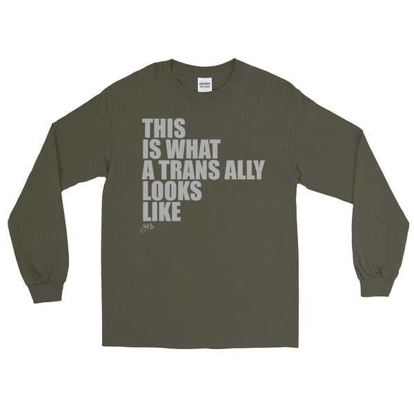What Trans Looks Like - Ally Long Sleeve