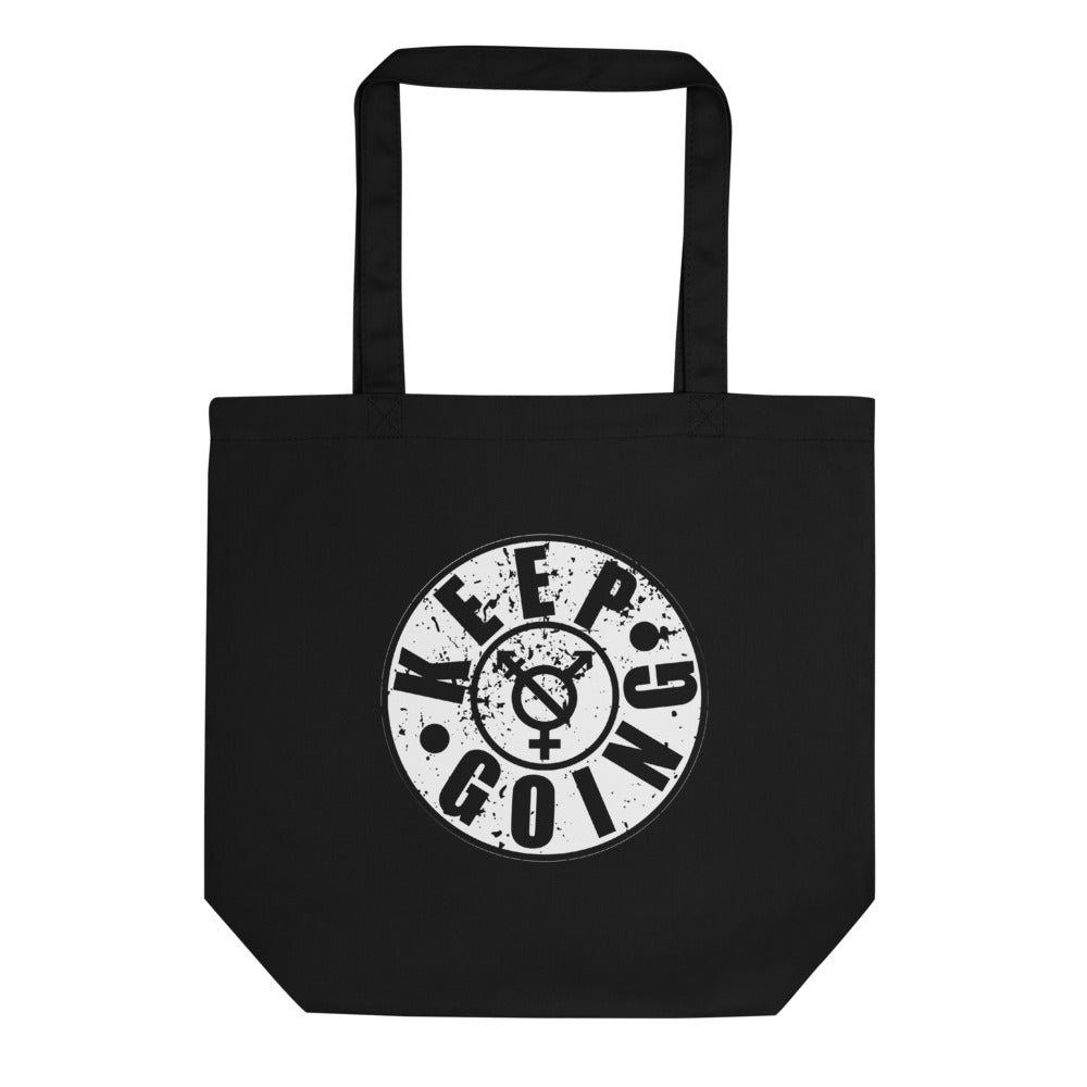 Keep Going Eco-Friendly Tote Bag