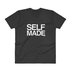 Self Made V-Neck T-Shirt