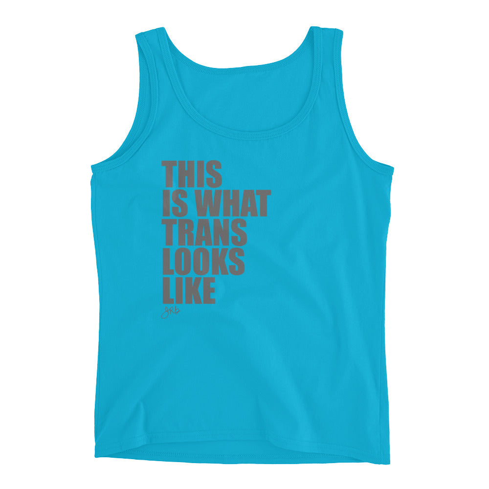 What Trans Looks Like - Ladies' Tank