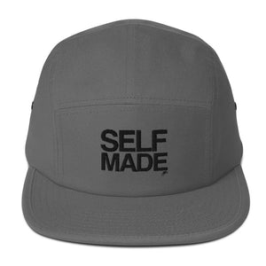 Self Made Five Panel Cap