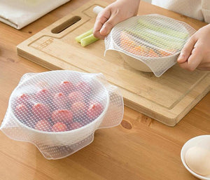 Reusable Silicone Food Wrap Mulitfunctional