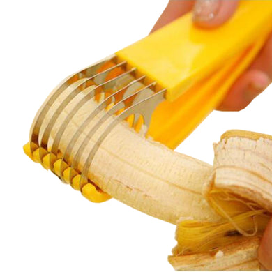 Stainless Steel Banana/Sausage Cutter