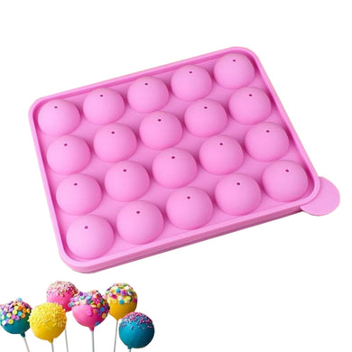 Silicone Tray Pop Cake Stick Mold