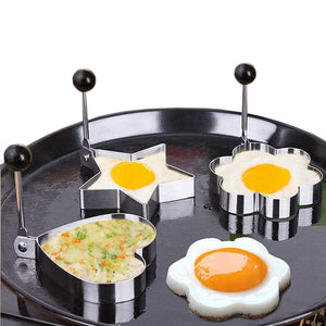 Egg Molds Stainless Steel