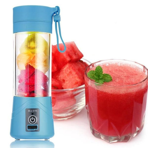 Rechargeable Juicer Bottle Cup