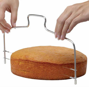 Stainless Steel Cake Wire Slicer