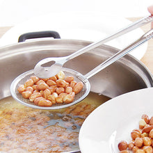Stainless Steel Oil-frying Basket With Clip