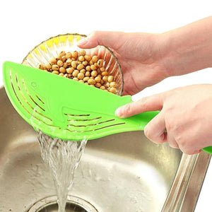Ultimate Whale Strainer