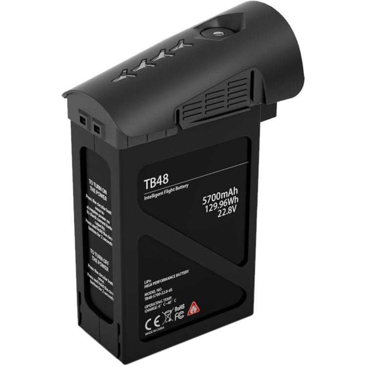 DJI Battery TB48 5700mAh Inspire Black
