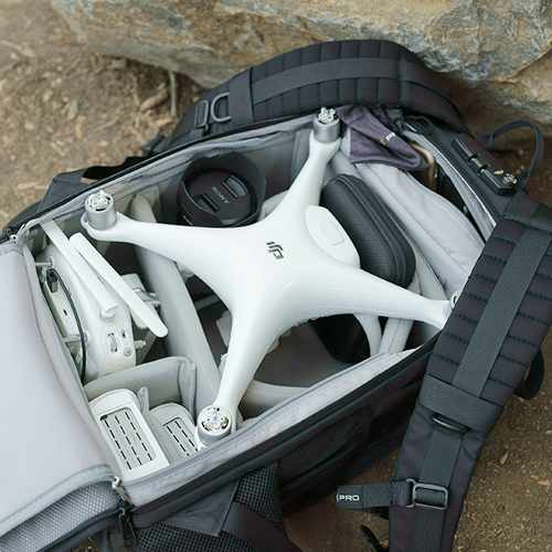Drone Trekker Backpack