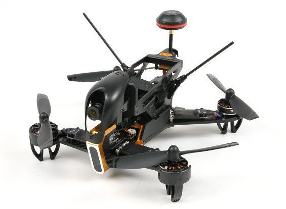 Walkera F210 no battery/charg/RC/OSD