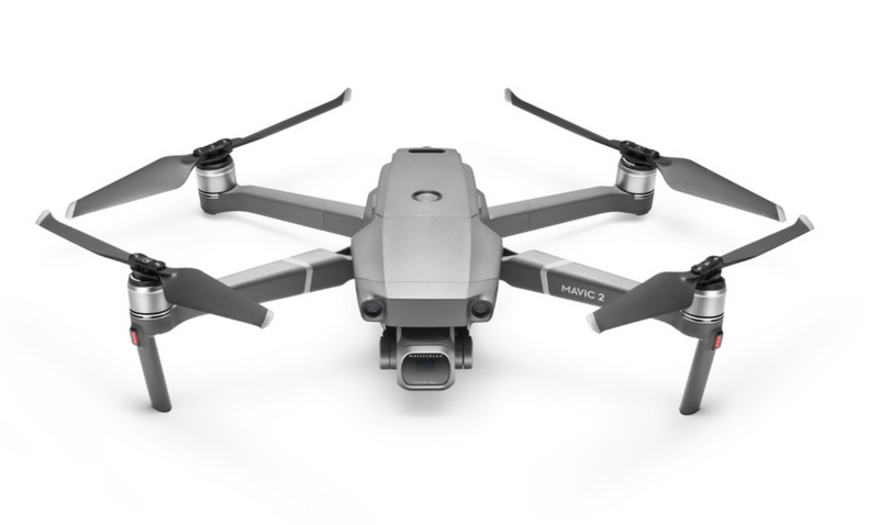 Mavic 2 Pro + Fly More Kit + Osmo Pocket