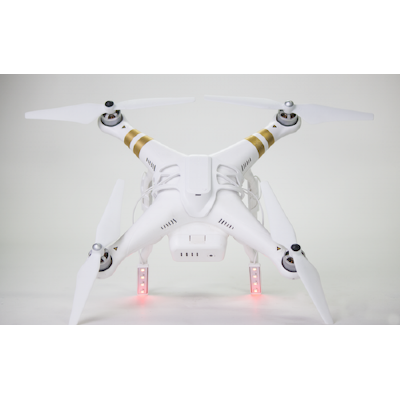 Polarpro Phantom 3 LED valot