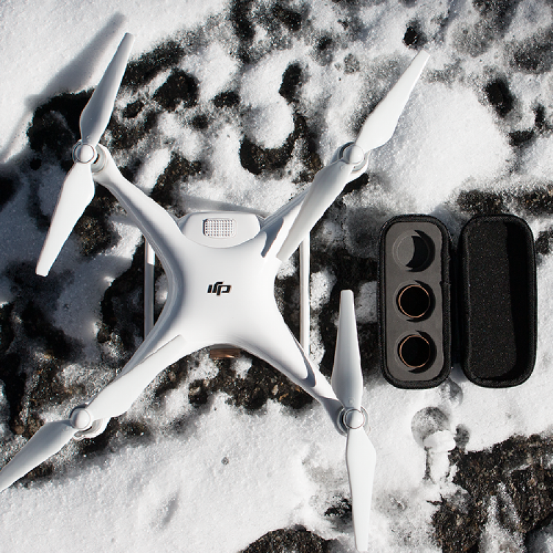 Polarpro Phantom 3 & 4 Cinema Series Vivid