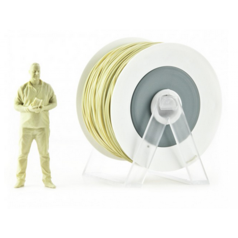 PLA Filament 1.75mm Sand Yellow Metallic