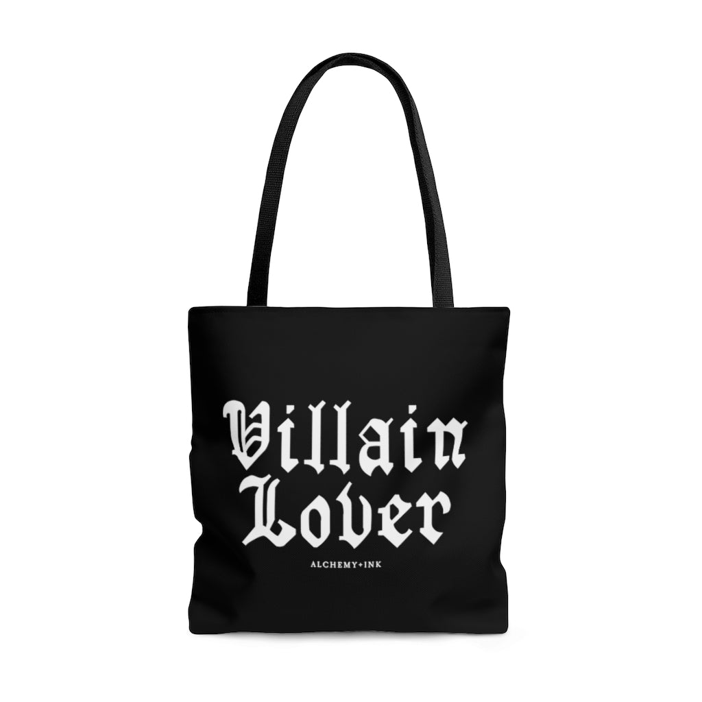 Villain Lover Tote Bag