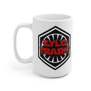 Kylo Trash 15oz Mug