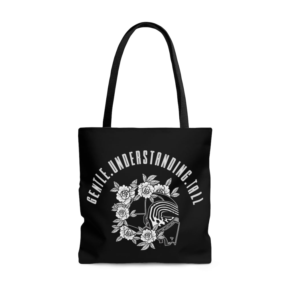 Gentle Kylo Ren Tote Bag