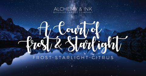 A Court of Frost & Starlight | ACOTAR Series Inspired Candle