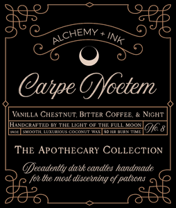 Carpe Noctem - Seize the Night