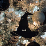 Witch Hat Custom Ornament