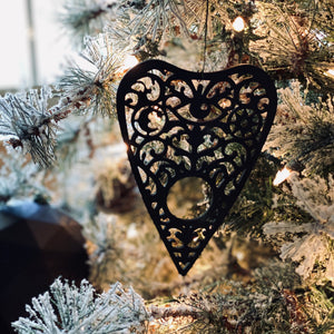 Ouija Planchette Custom Ornament