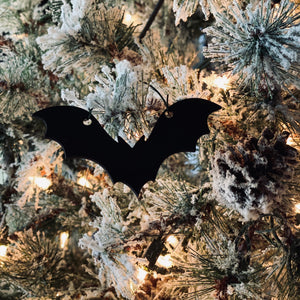 Bat Custom Ornament