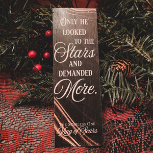 Starless One | Tom Riddle | Doublesided Bookmark