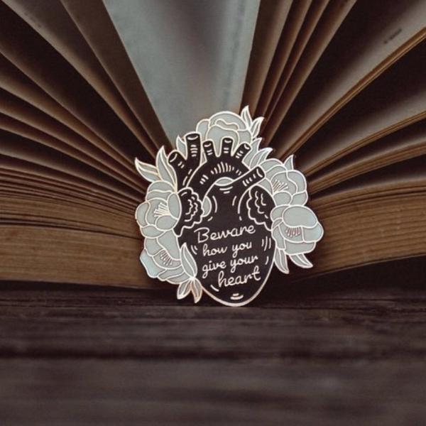 Northanger Abbey Enamel Pin