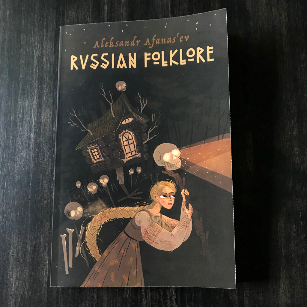 Russian Folklore Book