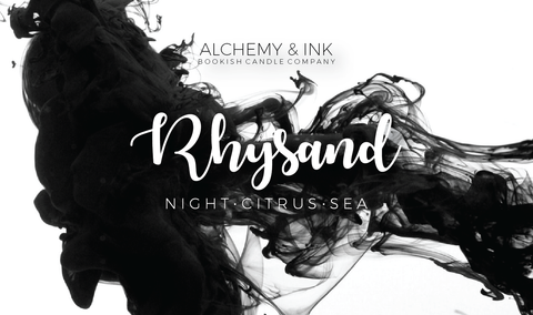 Rhysand ACOMAF Candle by Alchemy & Ink