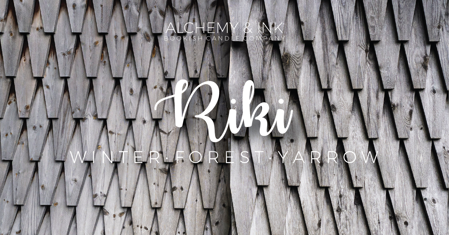 Riki | Sky in the Deep | Viking Inspired Candle