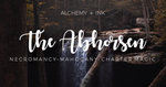 The Abhorsen - The Old Kingdom - Sabriel Inspired Candle
