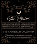 The Saint - Apothecary Candle
