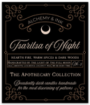 Tsaritsa of Night - Apothecary Collection