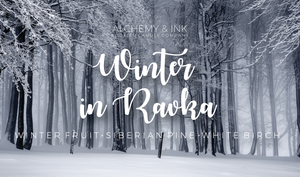 Winter in Ravka Grisha Candle by Alchemy & Ink